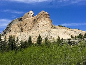 Mt Rushmore Yellowstone Amp Western Frontiers September